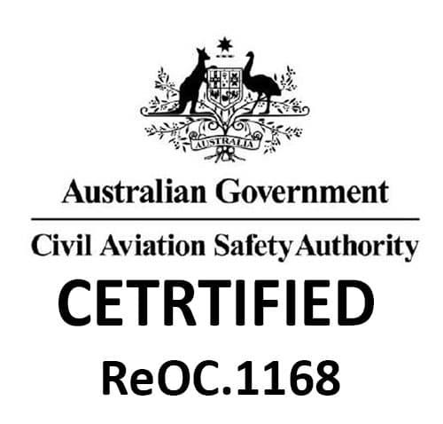 CASA Certified