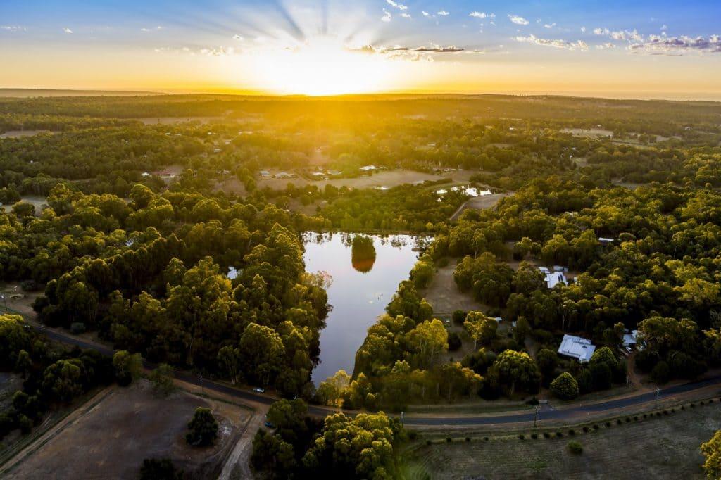 Aerial Photography Western Australia